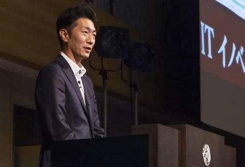 ライオンの黒川博史DX推進部長