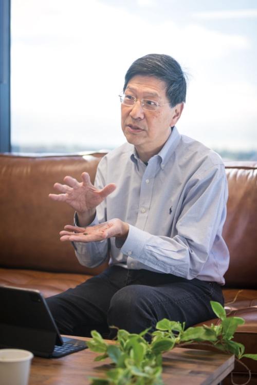 Albert Chu(アルバート・チュー)氏