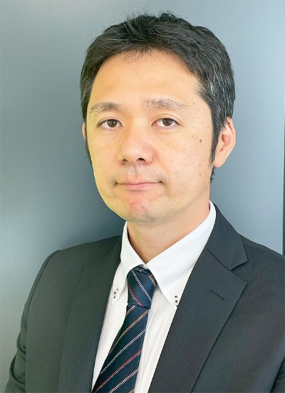 図1 アルガス日本担当の吉田毅氏