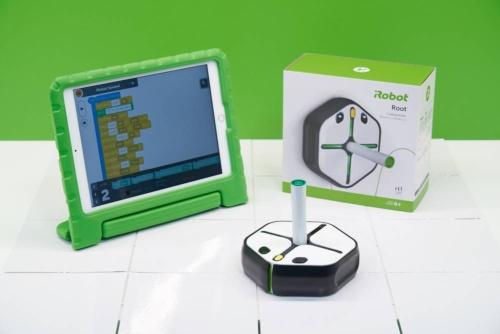 アイロボットジャパンが発売した「Root rt1」