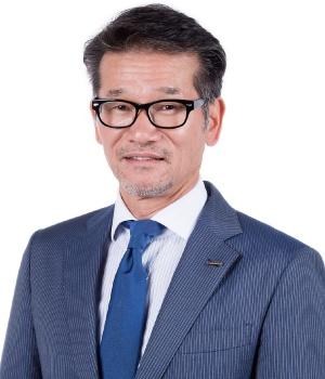図1 日産自動車専務執行役員チーフ サステナビリティオフィサーの田川丈二氏