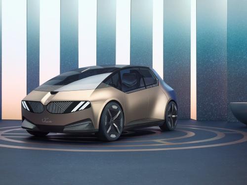 i Vision Circularの外観(出所:BMW)