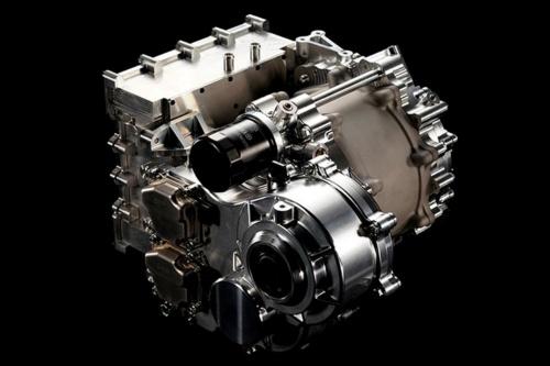 ヤマハ発動機の電気自動車(EV)向け駆動用モーター