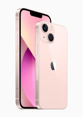 「iPhone 13」シリーズは2機種を用意。売り上げ不振が伝えられた「mini」も続投に至っている