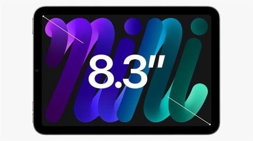2021年のiPhoneイベントでお披露目された新型iPad mini。セカンドディスプレーなら最低でも10〜11インチクラスは欲しい。ちなみに現在メインで利用しているのは第8世代iPad