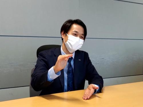 ANAの西郷彰デジタル変革室イノベーション推進部担当部長
