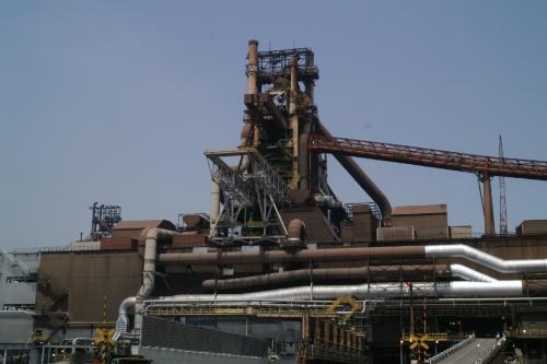 図2 JFEスチール西日本製鉄所の福山地区「第4高炉」