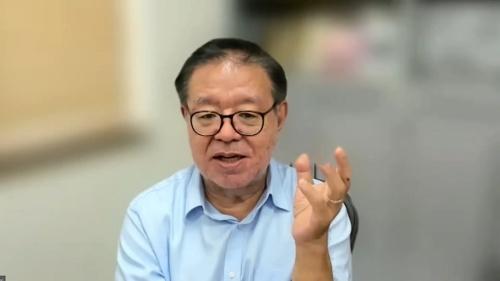 慶応義塾大学の村井純教授