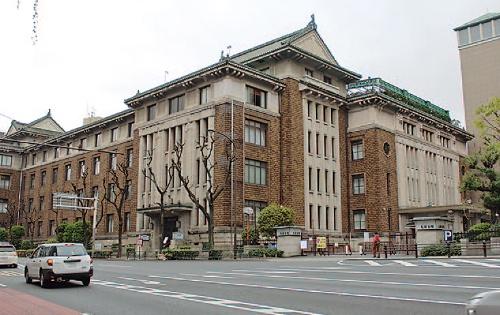 〔写真1〕東日本大震災当時は築77年