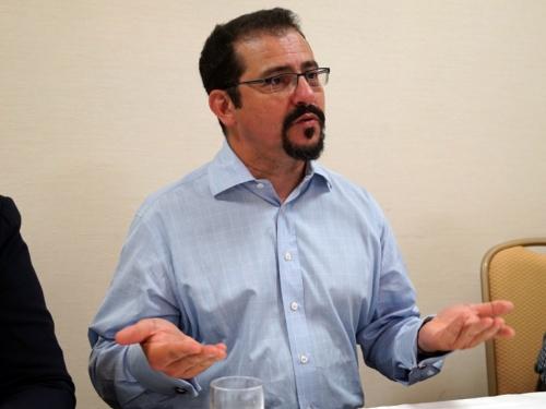 Java SEの新しいリリースサイクルを説明する米オラクルのジョージ・サーブ副社長