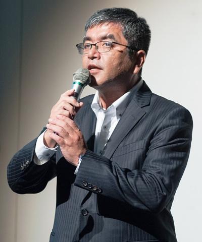 熊本県宇城市の天川竜治総務部部次長兼市長政策室長