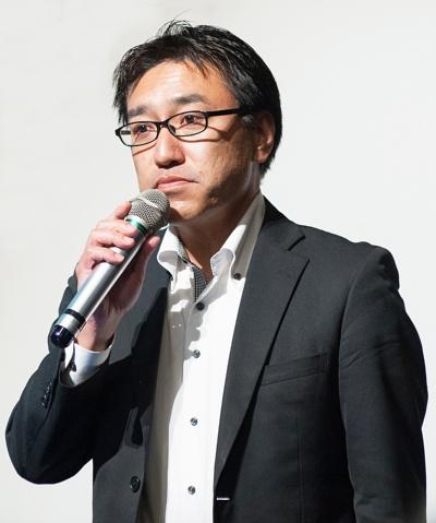 東京都港区の若杉健次総務部情報政策課長