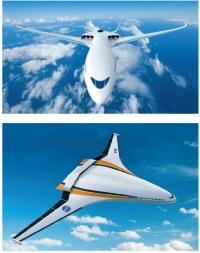 (b)開発中の電動航空機