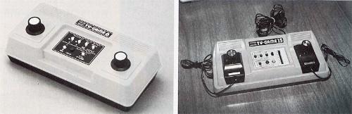 図1 ファミコン前にゲーム機を手掛ける