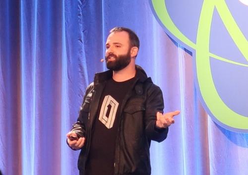 米グーグルで量子アルゴリズムのチームを率いるリャン・バブシュ(Ryan Babbush)氏