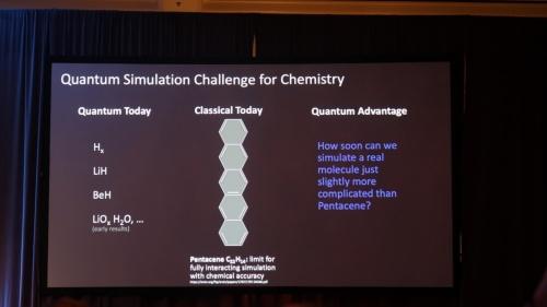 IBMは量子コンピューターによる量子化学シミュレーションの目標としてペンタセンを挙げた