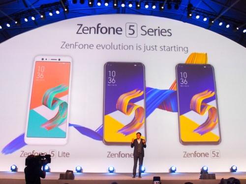 写真3●新「ZenFone 5」シリーズ