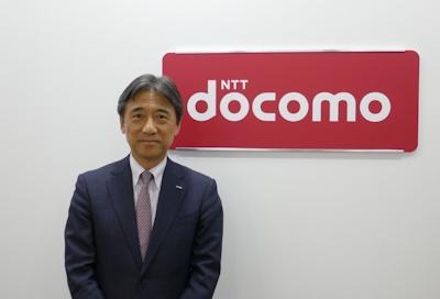 NTTドコモの吉沢和弘社長