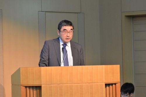 トライアルホールディングス取締役副会長兼グループCIO(最高情報責任者)の西川晋二氏