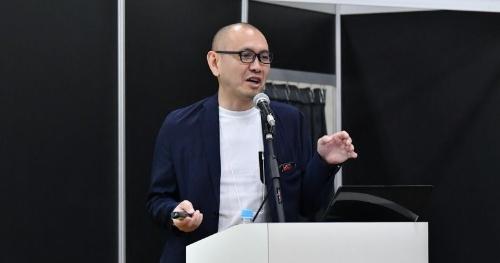 第一生命保険 生涯設計教育部営業企画部InsTech推進室兼務次長の由水孝治氏