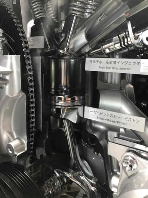 図2●エンジンの内部構造