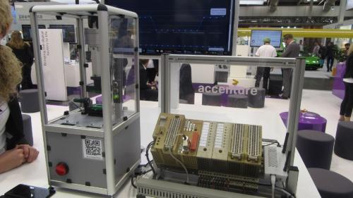 古いPLC(SIMATIC S5)をIoT化するデモ