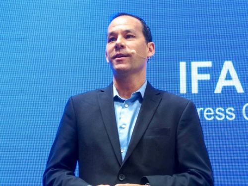 ZTE Mobile DevicesのProduct Marketing and Strategy担当バイスプレジデントであるJeff Yee氏