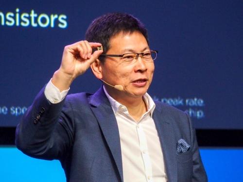 ファーウェイ コンシューマー事業部門CEOのリチャード・ユー氏
