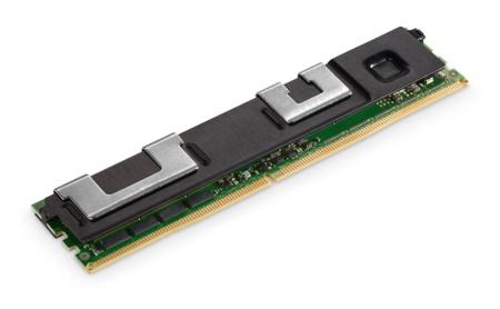 審査員から高く評価されたインテルの不揮発性メモリーモジュール「Optane DC persistent memory」