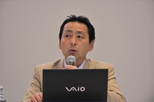 NTTドコモ執行役員5Gイノベーション推進室長の中村武宏氏