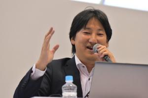 HEROZ 代表取締役CEOの林隆弘氏