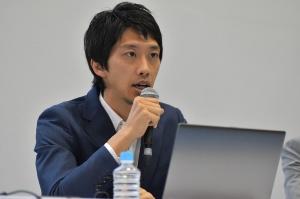 シナモン Product&Marketing Managerの大目晃弘氏