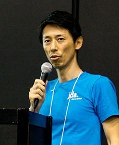 松冨健一郎氏