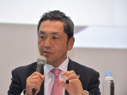 SOMPOホールディングスグループCDOで常務執行役員の楢﨑浩一氏