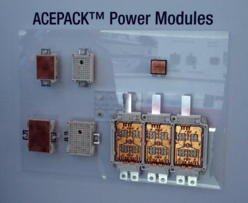 「ACEPACK」シリーズのパッケージ群