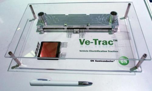 両面冷却可能なカードタイプの小型IGBTモジュール「VE-Trac Dual」
