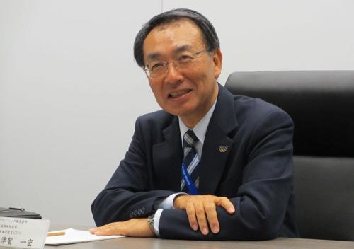 パナソニック代表取締役社長の津賀一宏氏