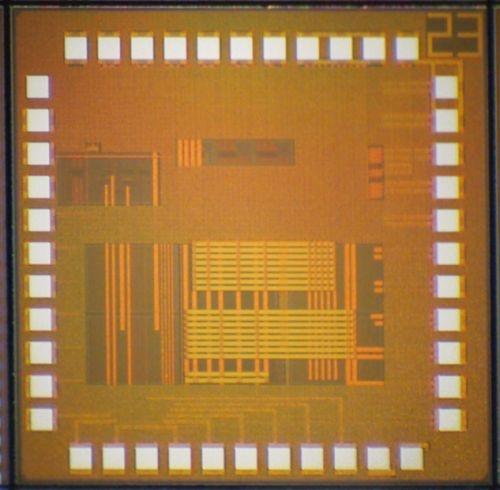 開発したSJ-MOSFET向け駆動&フィードバックIC