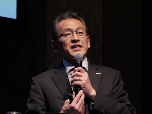 パナソニック エコソリューションズ社新潟工場工場長の森川 誠氏