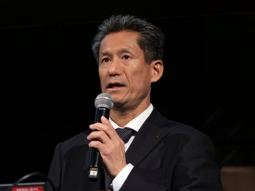 オークマ 製造本部 生産技術部 部長の一木洋介氏