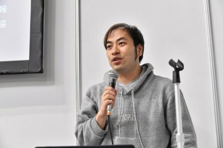 日本ディープラーニング協会(JDLA)理事でABEJA 代表取締役社長の岡田陽介氏