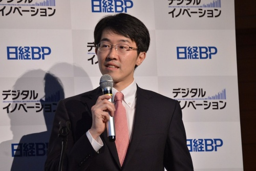 野村総合研究所の鈴木良介ICT・メディア産業コンサルティング部上級コンサルタント