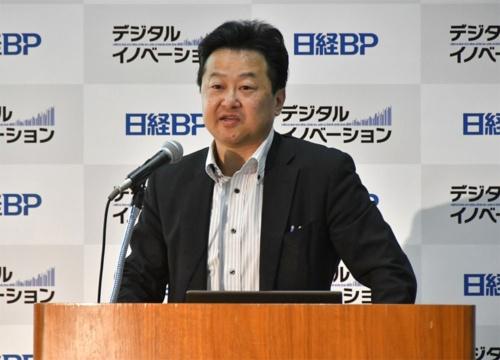 北洋銀行 フィナンシャルマーケティング部 管理役の佐々木勉氏
