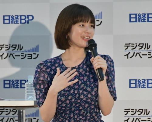 女優の筧美和子さん