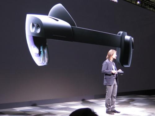 米マイクロソフトが2019年内に発売する「HoloLens 2」