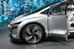 自動運転車のコンセプトカー「AI:ME」