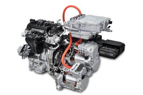 図1 e-POWERシステム