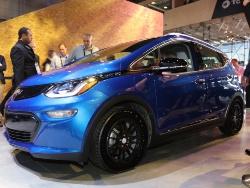 図3 GMの「Bolt EV」への装着例