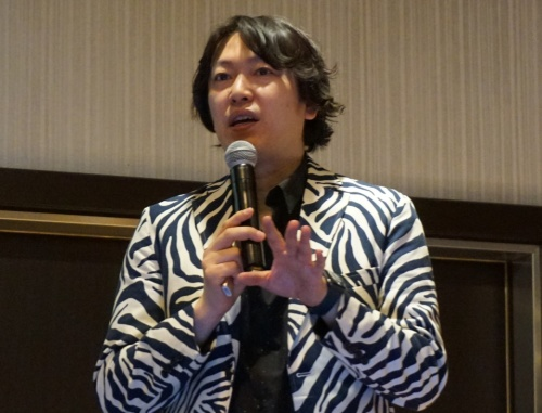 LINEの砂金信一郎Developer Relationsチームマネージャー/プラットフォームエバンジェリスト