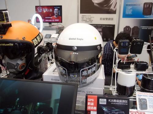 写真11●台湾Mika Enterpriseの製品。ブースの看板にはカタカナもあり、日本からの引き合いがあるようだ。筆者撮影